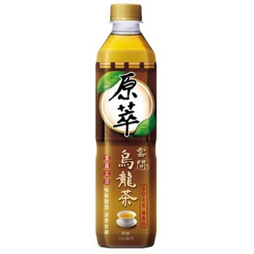 原萃 雲間烏龍茶(580ml*4瓶/組)