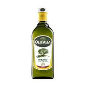 《Olitalia》【奧利塔】純橄欖油(1000ml*4罐/組)