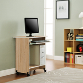 《佳嘉家》DIY愛德電腦桌/工作桌/書桌-三色選擇(淺橡色)