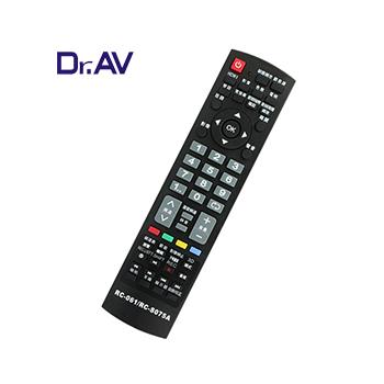 Dr.AV RC-061/RC-S075A SANYO 三洋 LCD 液晶電視遙控器