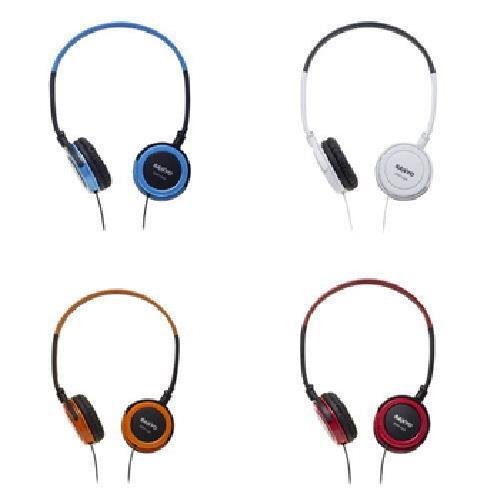 《SANYO三洋》頭戴式耳機 (ERP-H28) (隨機出貨)