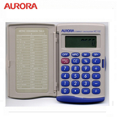 《AURORA》8位數計算機HC132(國家考試專用)