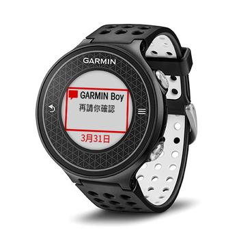 GARMIN Approach S6 極輕薄中文高爾夫球GPS腕錶 限量特賣中(羽光白)