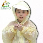 《SANHO》長頸鹿兒童雨衣(兩色可選)(黃色S)
