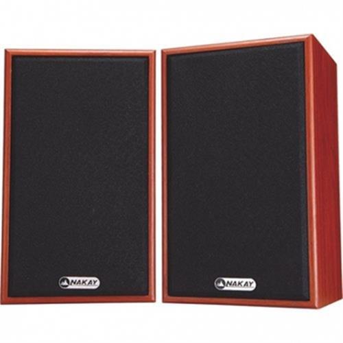 NAKAY 二件式全木質立體擴大音箱 S32