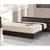 《AGNES 艾格妮絲》超值典藏四件式房間組合(床墊+床頭箱+床底+衣櫃)(樺木色)