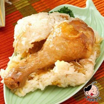 大嬸婆 麻油雞腿粽(10入)