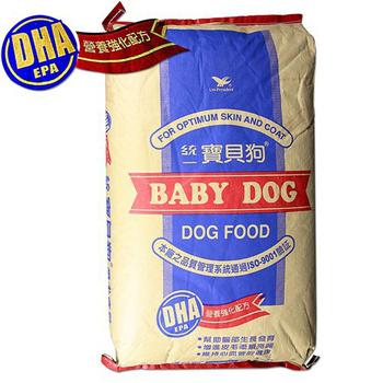 統一 寶貝狗犬飼料重量包-40磅
