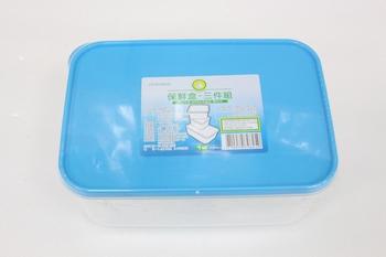 FP 保鮮盒-三件組(大19.6*13.6*8.2cm,小12*9*7.3cm)