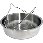 《橘之屋》#304 竹節鍋(深型)(外徑22cm)