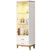 《時尚屋》寶格麗2x6尺展示櫃