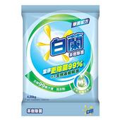 《白蘭》茶樹除菌洗衣粉(4.25kg/包)