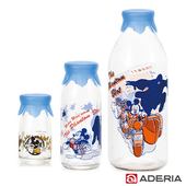 《ADERIA》日本進口迪士尼系列Phantom牛奶瓶三件組(1632+33+34)