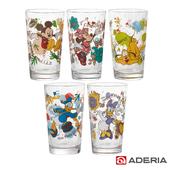 《ADERIA》日本進口迪士尼系列戶外玻璃杯套組(S-5869)