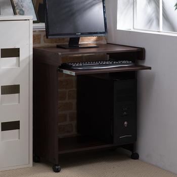 《樂活玩家》個人電腦桌(胡桃木色)