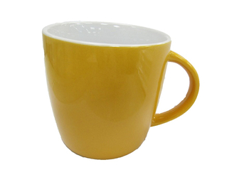 FP 陶瓷馬克杯-黃(480ML)