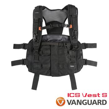 VANGUARD 精嘉 ICS Vest S 變形者攝影背心 S
