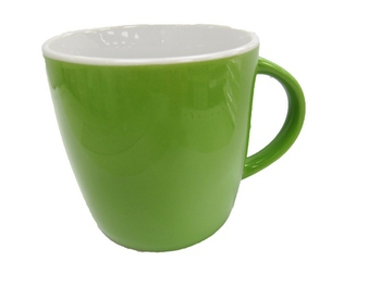 FP 陶瓷馬克杯- 綠(480ML)