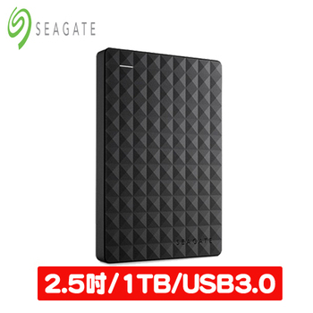 Seagate 希捷 新黑鑽 1TB USB3.0 2.5吋 行動硬碟