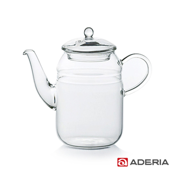 ADERIA 日本進口梅子酒專用耐熱玻璃茶壺440ml(H-8584)