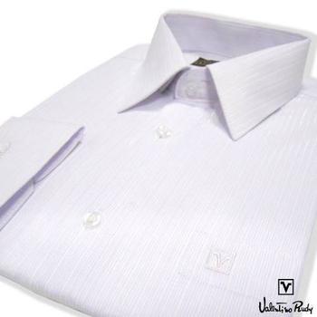 Valentino Rudy范倫鐵諾.路迪 長袖襯衫-細條紋(16吋)