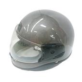 FP 全罩式安全帽(金屬扣) 鐵灰(KC501)