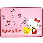 《Hello Kitty》DOREMI音符地墊(3入)
