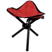 《月陽》戶外休閒用三腳小摺疊椅(1098)