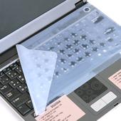 《生活小物》薄型高密合鍵盤保護膜(2入)
