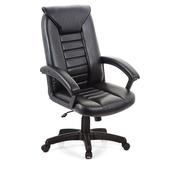 《GXG》高背典雅 皮面電腦椅 TW-1032 E(黑色)