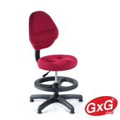 《吉加吉》兒童 成長椅 TW-009(紅色-滑輪)