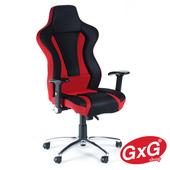 《GXG》電競賽車 電腦椅(鋁合金腳/摺疊手) TW-018 LU1(請備註顏色)