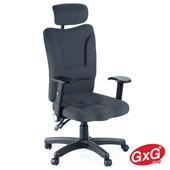 《吉加吉》高背 電腦椅 TW-006(網黑)