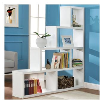 《佳嘉家》DIY席恩展示櫃/書櫃/收納櫃/隔間櫃-四色選擇(白)