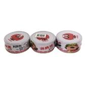 《紅鷹牌》海底雞鮮之味(150gx3罐/組)