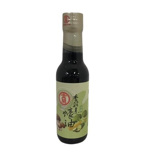 金蘭 香菇素蠔油(295ml/瓶)