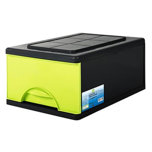 FP 抽屜整理箱-33L(綠)