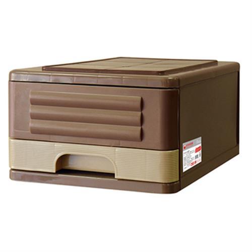 RT 單層收納櫃(深咖啡)
