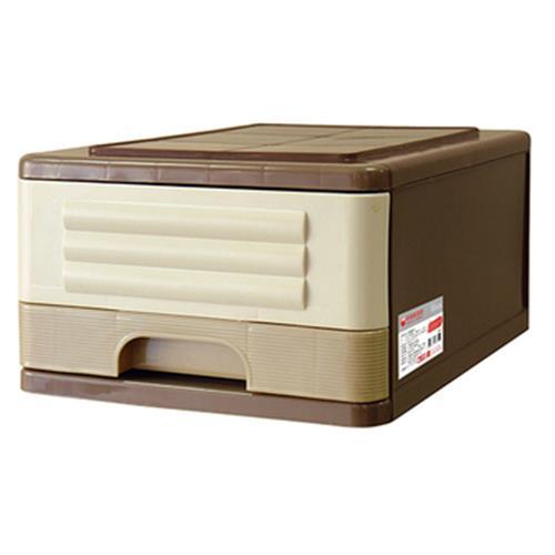 RT 單層收納櫃(淺咖啡)