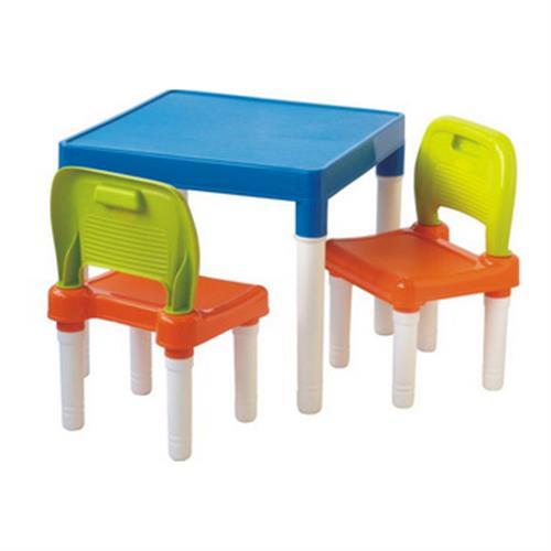 KEYWAY RB801-1快樂兒童桌椅組(515*518*435mm)