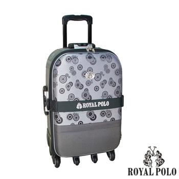 ROYAL POLO皇家保羅 29吋-圓舞旅行拉桿箱(灰)