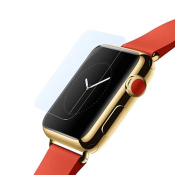《g-IDEA》Apple Watch  智慧型藍芽手錶防爆鋼化玻璃貼(38mm)
