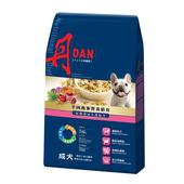《丹 DAN》成犬 羊肉燕麥飼料  (4磅/3包)