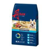 《丹 DAN》成犬 牛肉燕麥飼料  (4磅/3包)