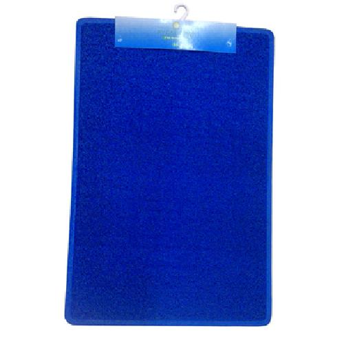 FP PVC刮泥門墊-大 藍色(60*90cm)