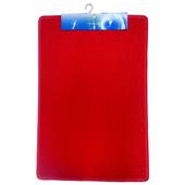 《FP》PVC刮泥門墊-大 紅色(60*90cm)
