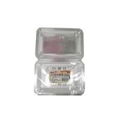 《橘之屋》6H透明餐盒(大)-25入(21*15*5cm)