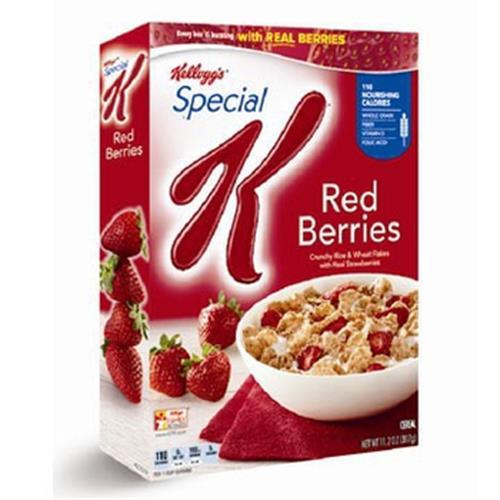 家樂氏 Special K草莓香脆麥米片(317g/盒)