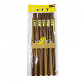日本紫壇筷5入