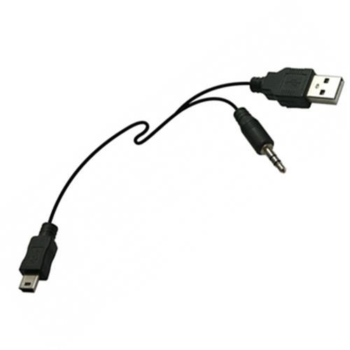 KINYO 一對二USB連接線 USB-20
